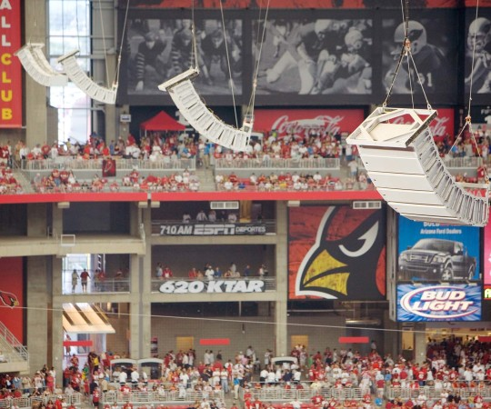 Project: Meyer SoundUniversity of Phoenix Stadium
